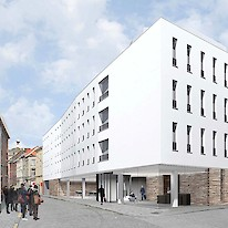 Hotelproject Gent